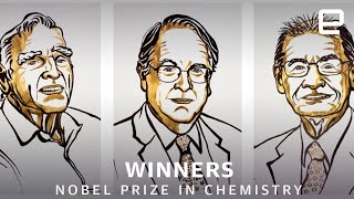 The scientists who pioneered lithium-ion batteries finally get a Nobel Prize