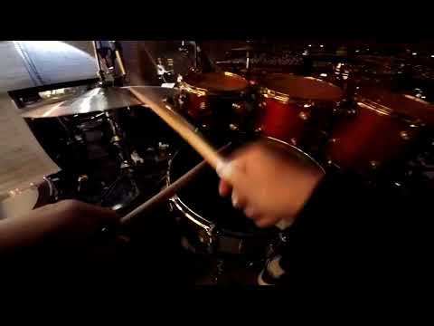 Free Download 태연 [taeyeon] - Curtain Call - Drum Cam [gopro] - 김은석 Mp3 dan Mp4