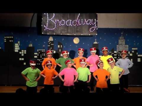 Branchbrook Elementary 2016: BROADWAY BEAT
