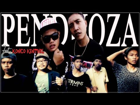 PENDHOZA feat KONCO KENTHEL (Official lirik video)