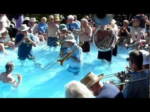 Big Bear Stomp - 'Naturally Jambalaya' Music Party 2012