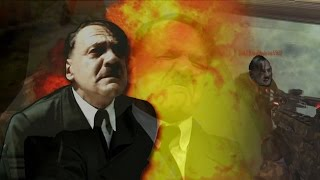 Adolf Hitler goes crazy