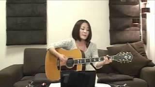 2012/5/27(日) 森恵さんのUSTREAMライブより Megumi Mori is a rising...