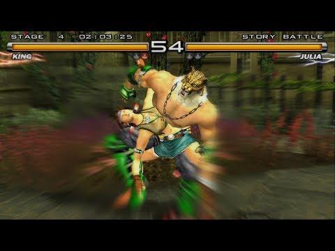 [TAS] Tekken 5 - King