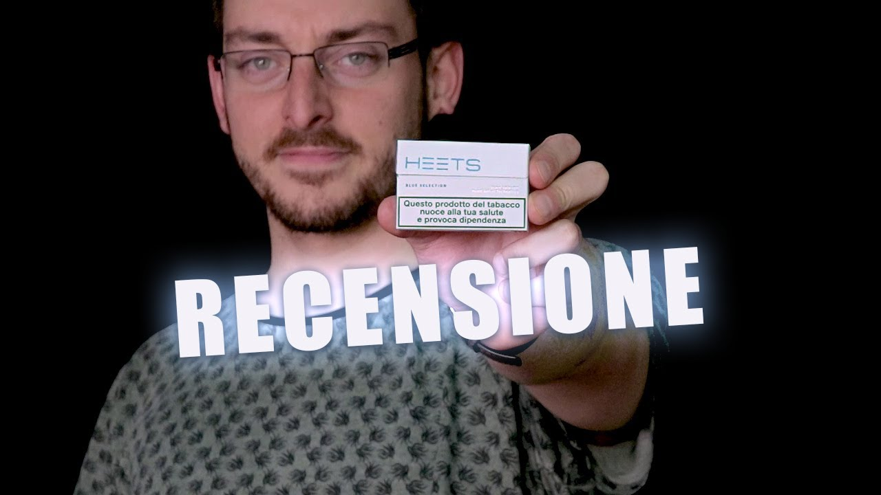 Recensione Heets Blue Selection