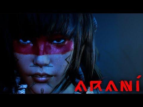 Assista o Trailer de ARANÍ o Novo Game Brasileiro da Diorama Digital