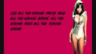 Nicki Minaj-Mercy verse (lyrics)