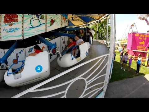 2016 Mississippi Valley Fair - Riding Rides (1)