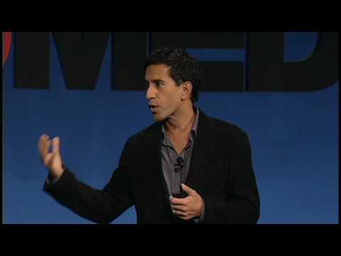 Sanjay Gupta at TEDMED 2009