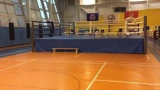 Один из Лучших Залов бокса в Москве  Гелиос Кожухово One of the best halls in Moscow Boxing Helios