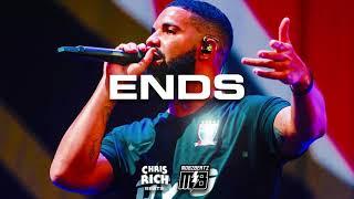 ENDS - Drake X Pop Smoke X UK/NY Drill Type Beat 2020   (Prod Chris Rich X Mobz)