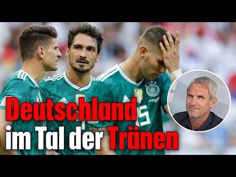 Südkorea Vs Deutschland 20 Analyse Deutschland Im Tal Der