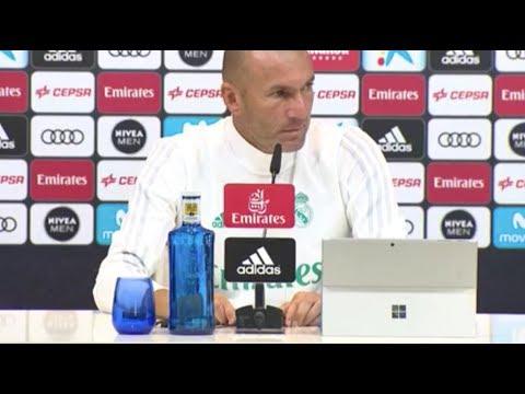 Rueda de prensa | Zidane | Deportivo | La Liga 2017/18 | Jornada 1