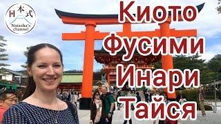 Япония. Киото. Фусими Инари Тайся.(Блог: http://tsujimotomarket.com/natasha-blog я в фейсбуке: https://www.facebook.com/japanese.online.natasha/ я в инстаграме: ..., 2016-04-12T19:06:01.000Z)