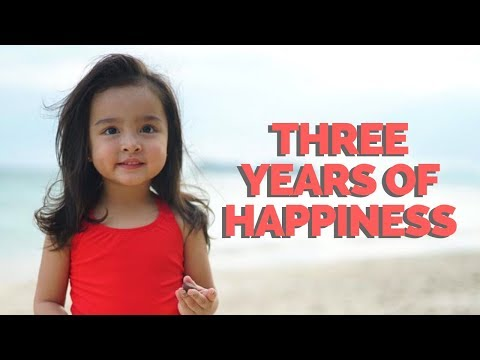 Three Years of Happiness | Zia Dantes | The Dantes Squad