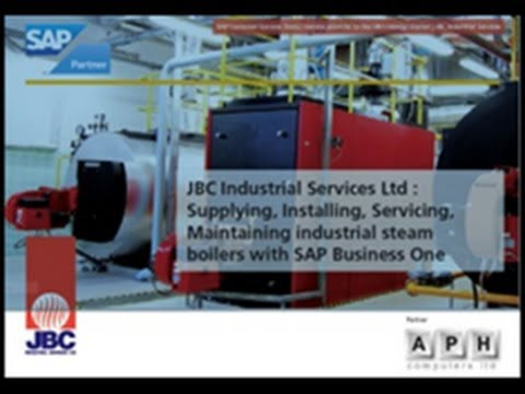 APH Heating,Ventilation Plumbing Job Costing powered by SAP Business One Software Webinar-22-05-2014