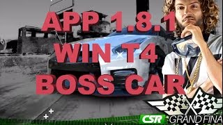 update 1 8 1 how to win the t4 boss kj s car gt r nismo r35 skyline full grind   csr racing 2