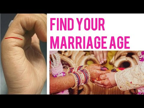 Palm Reading Marriage Line: How Will Your Love Relationship Be?