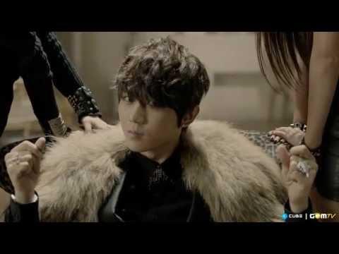 [MV] JS (BEAST) & HYUNA (4MINUTE) - Trouble Maker (트러블메이커) (GomTV) [1080p HD]