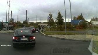 Kemin romanit pysäyttävät liikenteen