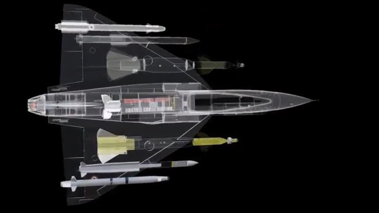 Meet The Airbus Future Light Attack-Aircraft