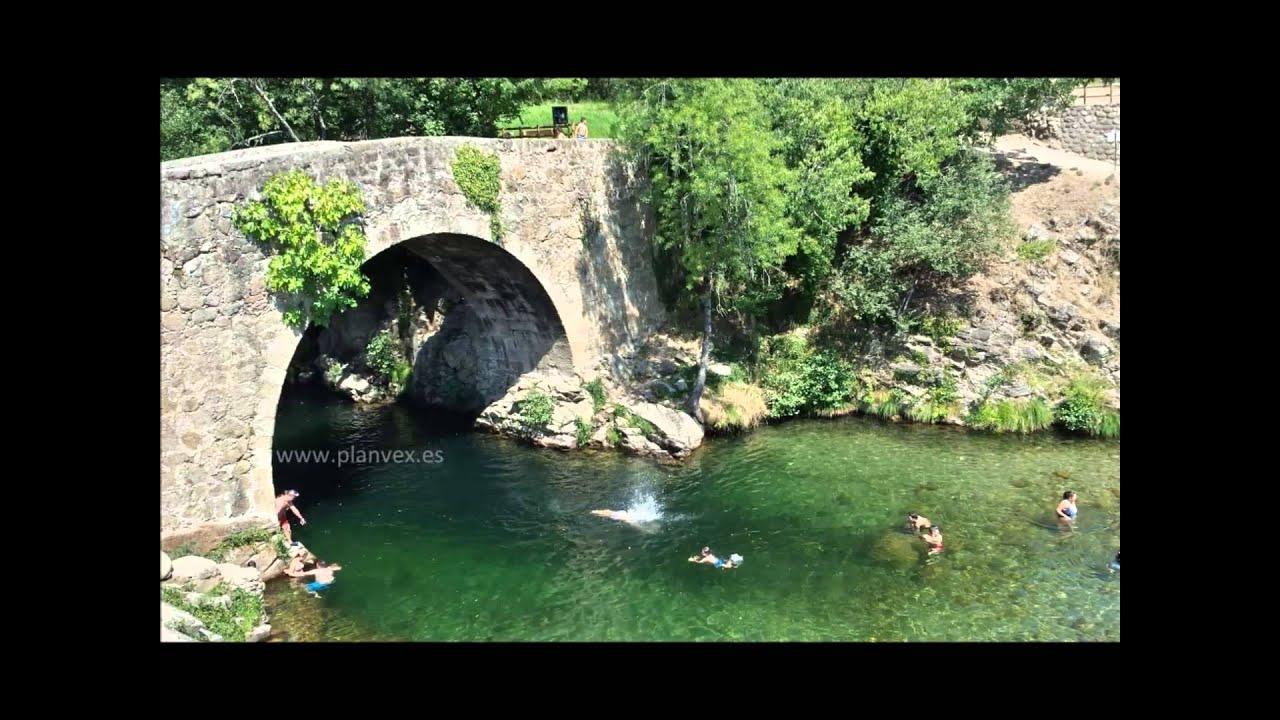Planve presenta las piscinas naturales del norte de for Albercas naturales