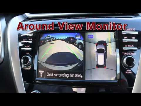 Nissan Guam Sales Consultant Lisa Eclavea - Around View Monitor