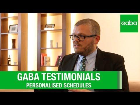 Gaba Japan Testimonials: How do you take advantage of the flexible schedule at Gaba?
