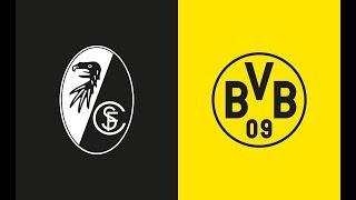 HIGHLIGHTS |  SC Freiburg - Borussia Dortmund