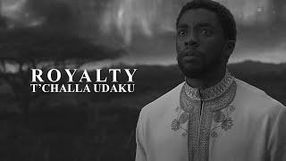 • T'challa Udaku | Royalty