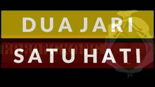 BOBONGKONG - 1 Hati 2 Jari 3 Warna (Official Video Lyrics)
