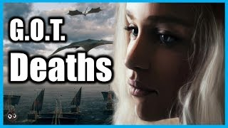 Game of Thrones Death Quiz Seasons 1 - 8 | Only G.O.T. Fans Get This!