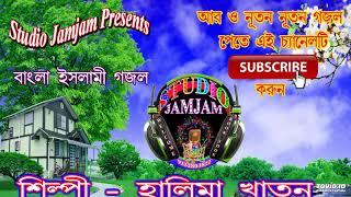 Gambar cover nur nur nur esechhe-halima khatun ।। Gajal Bangla New