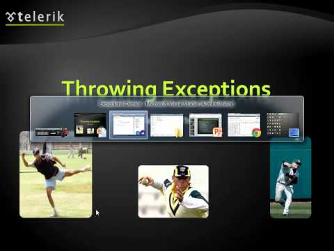 Exceptions Handling (2012)