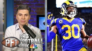 Offseason examination: Do L.A. Rams have depth to help Todd Gurley? | Pro Football Talk | NBC Sports