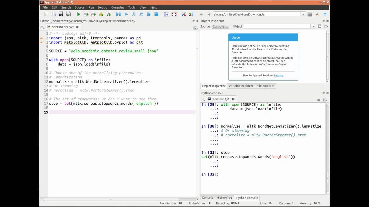 Data Science Essentials in Python: Collect → Organize