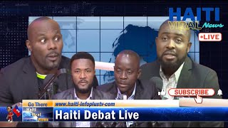 🔴Haiti Debat Live 16 Septembre 2021 sou Scoop FM Avec Garry P.P.Charles, Marco,Val et Campane