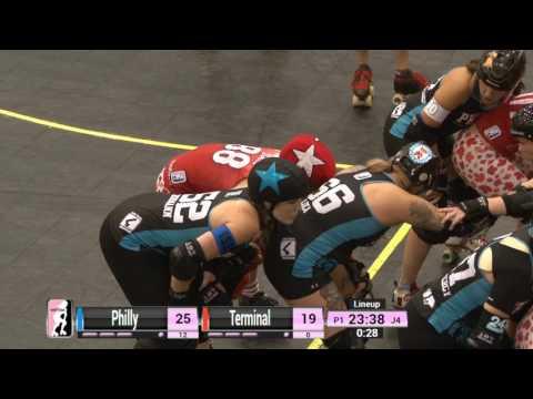 Game 6: Philly Roller Derby v Terminal City Rollergirls