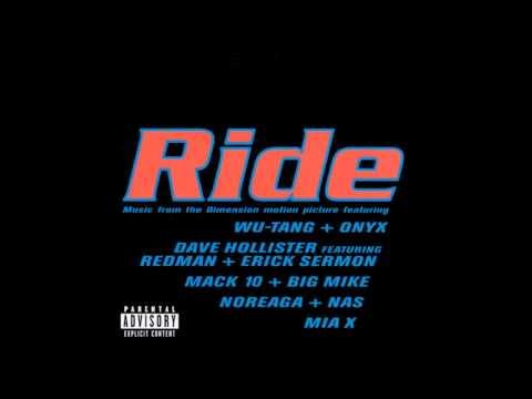 16 - Never Say Goodbye // Adriana Evans & Phife // Ride(1998) Soundtracks