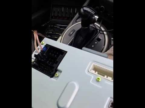 Kia sportage radio navigation, no sound fault