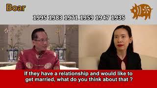 Master Paul Ng 2019 Predictions- Boar