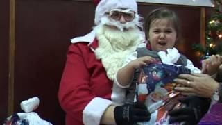 Deda Mraz u starijoj jaslenoj grupi