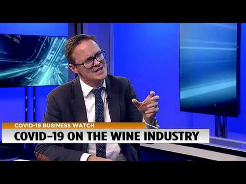 WATCH: How the lockdown is affecting the wine industry