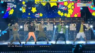 130512 b1a4 what s happen inkigayo