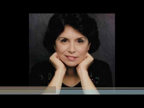 Irma Vallecillo performs Anton Arensky's Etude in F-sharp major, op  36, no  13
