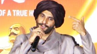 Ranveer Singh Reveals When He Is Getting Rid Of His Bald Head