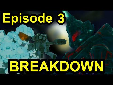 Red vs. Blue Season 15 Episode 3: Mother Of Destruction BREAKDOWN - EruptionFang