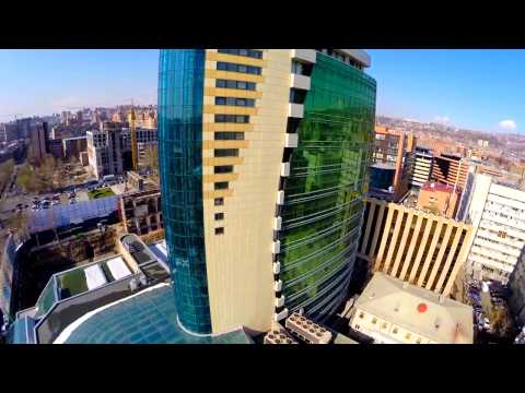 Elite Plaza Business Center - an iconic symbol of Yerevan