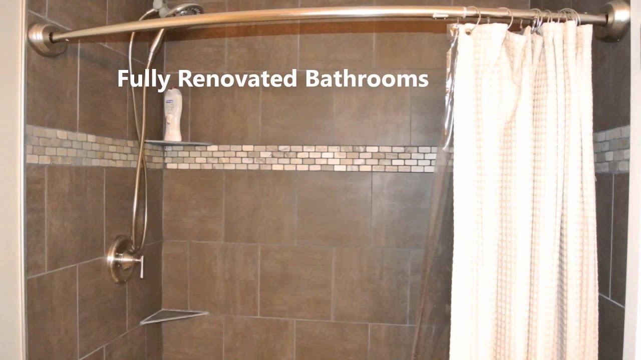 Bathroom Fixtures Kansas City riverbend lofts kansas city, virtual tour of unit 510 - youtube