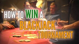 Tried and Trusted Blackjack Tournament Strategy!